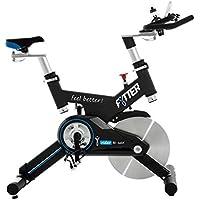 FYTTER RIDER RI-10X. Vélo de biking semi-profesionnel avec 24 Kg de roue d'inertie. Finition Haut de gamme certifié par FYTTER