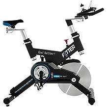 FYTTER RIDER RI-10X. Bicicleta de spinning semi-profesional con 24 Kg de