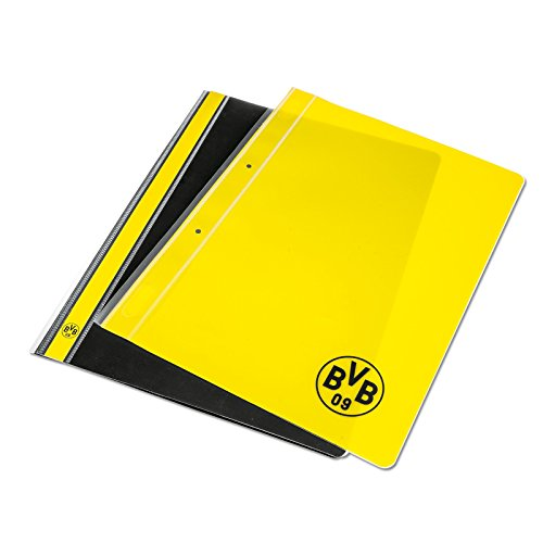 BVB 15401200 Schnellhefter Set, 2-teilig (Fußball-hefter)