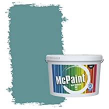 McPaint Colourful Wall Paint, Blue