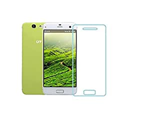 Magic Brand Tempered Glass 2.5 Curve screen Protector For Reliance LYF Earth 2