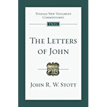 Letters of John (Tyndale New Testament Commentaries)