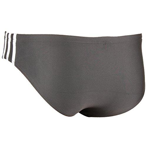 adidas Herren Badehose Infinitex 3-Stripes Black