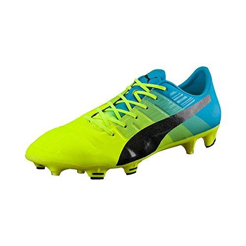 Puma Evopower 1 3 Fg, Chaussures de football homme Jaune