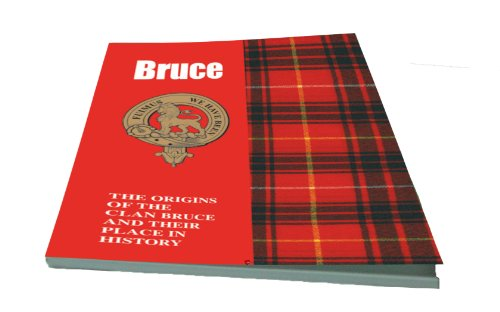 I Luv LTD, I Luv LTD Bruce schottischen Clan History Booklet