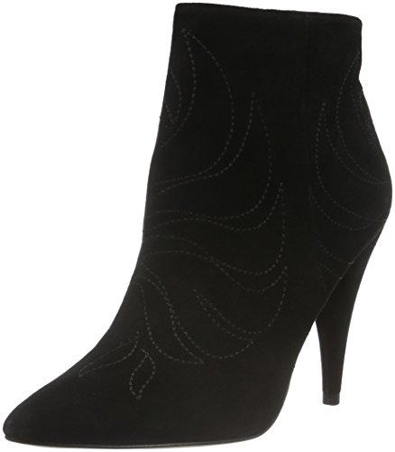 Aldo Women's Dinoto Ankle Boots, Black (Black Suede), 5.5 UK