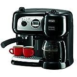 Delonghi BCO264.1 - Filtro negro combinado cafetera espresso bomba de 38 x 24 x 35 cm
