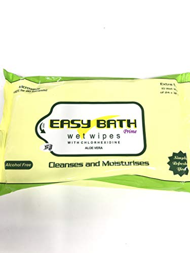 Easy Bath Wipes Wet Wipe - Combo of 10 - Get 10 Packets at 999/- [ 99/- per packet]