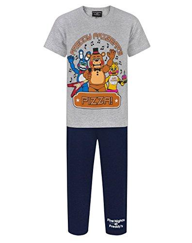 Jungen - Five Nights At Freddy's - Five Nights At Freddy's - Schlafanzug (13-14 Jahre)