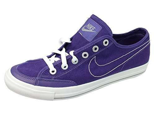 Nike - Nike Go Cnvs Chaussures Pour Hommes Violet Toile Violet