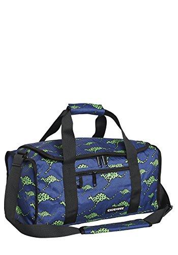 Chiemsee Bags Collection Sporttasche, 50 cm, 4865 Dk Blue/M Green Dk Taschen