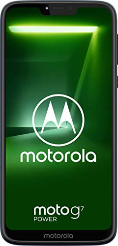 Lenovo Moto G7 Power 64GB Handy, schwarz, Ceramic Black, Android 9.0 (Pie)