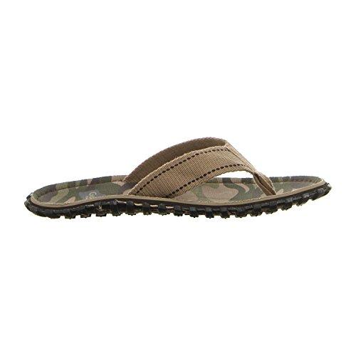 Gumbies Islander Sandale camouflage