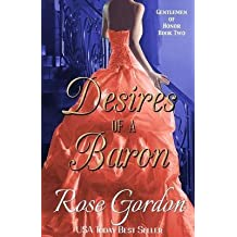 [(Desires of a Baron)] [By (author) Rose Gordon] published on (May, 2014)