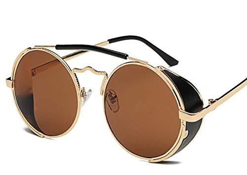 Wikibird SonnenbrilleN aus Metall Sonnenbrille Damenbrillen Accessoires Outdoor-Aktivitäten Geschenk Eyewear Hippie Classic Anti-Glare Treatment