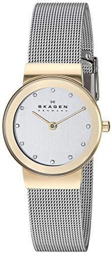 Skagen Damen-Uhren 358SGSCD (Für Freundin Die Uhr)