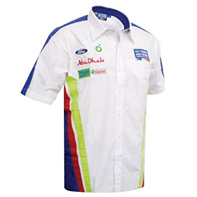 Chemise Homme Replica -Team Ford Abu Dhabi- Taille XL