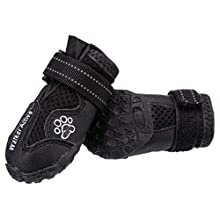 Trixie 19460 Paw Protector Walker Active, XS, Black
