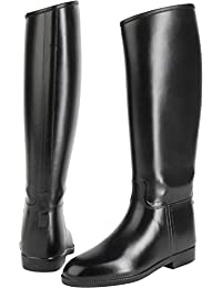 United Sportproducts Germany USG 12150001–446–202 Car/HE Happy Boot bottes d'équitation noir taille 46, L. bei, H 45. 5/W 40