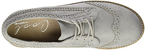 Coolway  Ipanema, chaussures Derby femme Gris
