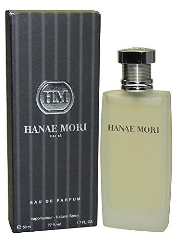 Hanae Mori Eau de Parfum Spray for Men, 1.7 Fluid Ounce by Hanae Mori