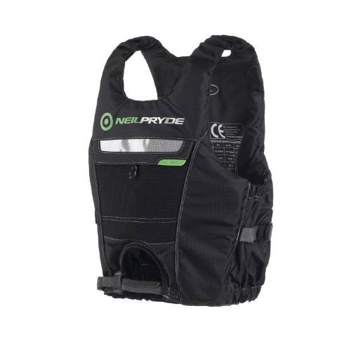 Neil Pryde ELITE Buoyancy Aid / Vest - Black 3XL