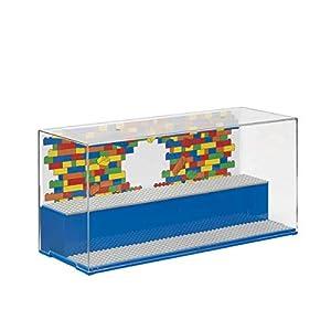 LEGO 40700002 Play & Display Case-Iconic, Azul Carcasa de Ordenador