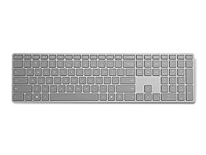 Microsoft Surface Bluetooth Grigio tastiera