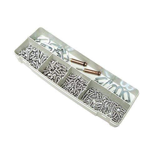 GYS Alu di accessori/parti di Box-Box in alluminio diametro 5e 6mm, 1pezzi, 048195