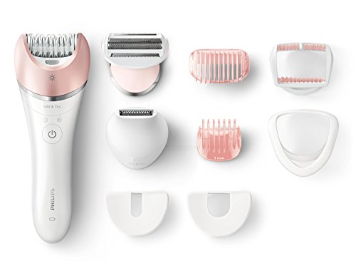 Philips Satinelle Advanced Wet und Dry Epilierer BRE640/00