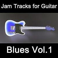 Jam Tracks for Guitar: Blues, Vol. 1