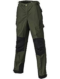 Pinewood 9185 Outdoorhose Lappland dunkelgrau / schwarz D92