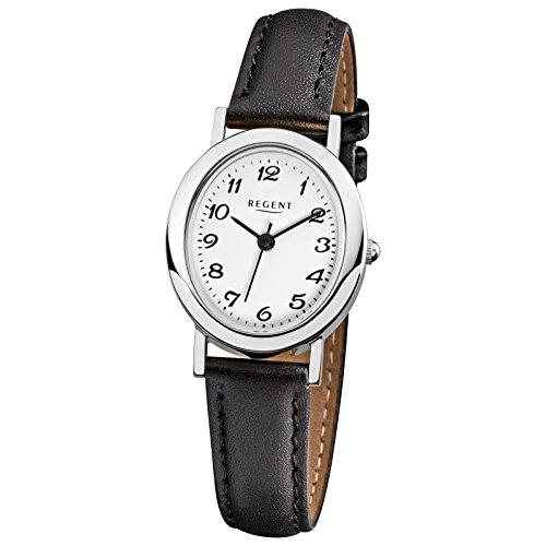 regent-montre-bracelet-femme-elegant-analogique-bracelet-en-cuir-noir-a-quartz-cadran-blanc-urf580