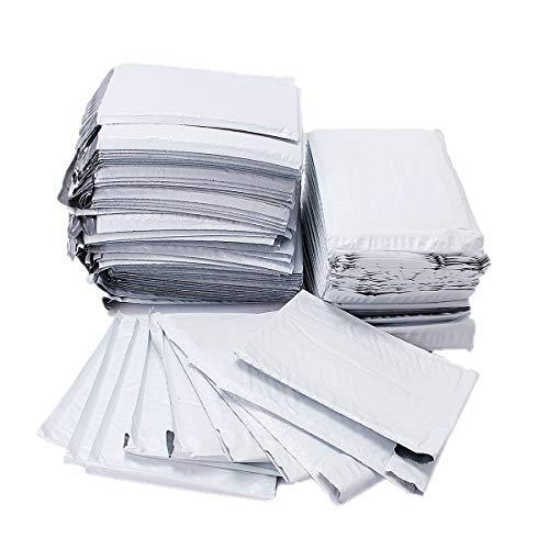 DyNamic 180x235mm Kunststoff Poly Blase Werbungen Gepolsterte Umschläge Industrielle Versandtasche 10 Stücke / 30 Stücke / 50 Stücke