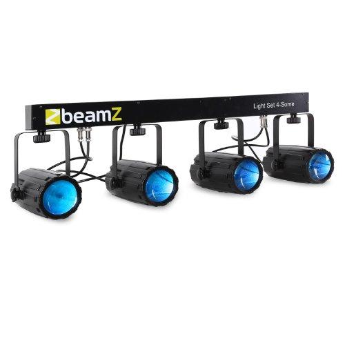 Beamz Light Set 4-Some LED-Lichteffekt-Set 5-tlg.