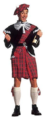 Imagen de disfraz de escoces adulto