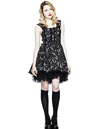 Hell Bunny Kleid JAZZ DRESS black
