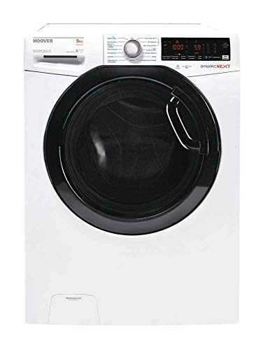 Hoover Waschmaschine 9kg 1400 u/min Kurzprogramme Autodosierung DXOASD49AHB7-84