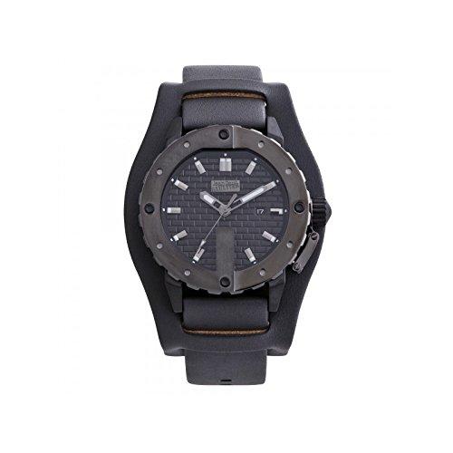 jean-paul-gaultier-8500105-montre-homme-cadran-noir-bracelet-acier-noir