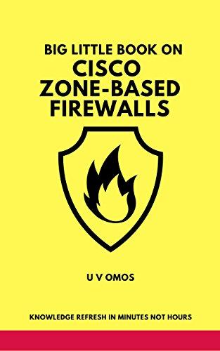 Big Little Book on Cisco Zone-Based Firewalls: Configuring