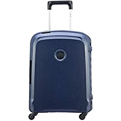 Delsey Paris BELFORT 3 Bagage cabine, 55 cm, 44 liters, Bleu (Blau)