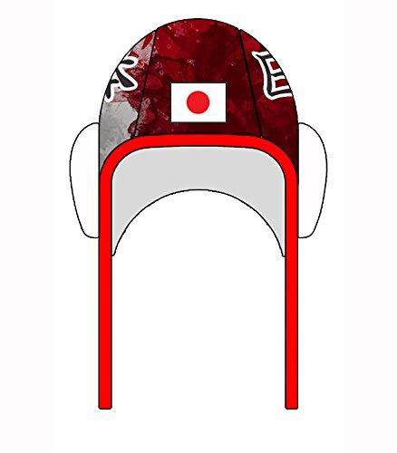 Wasserball-Kappe Japan Hochwertige Unisex Badekappe Wasserball Unterwasserhockey Unterwasserhockey -Bbosi
