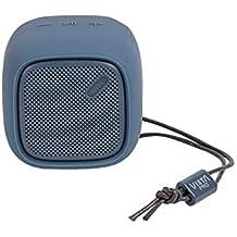 Vieta Pro Hubbie - Altavoz Bluetooth, color azul oscuro