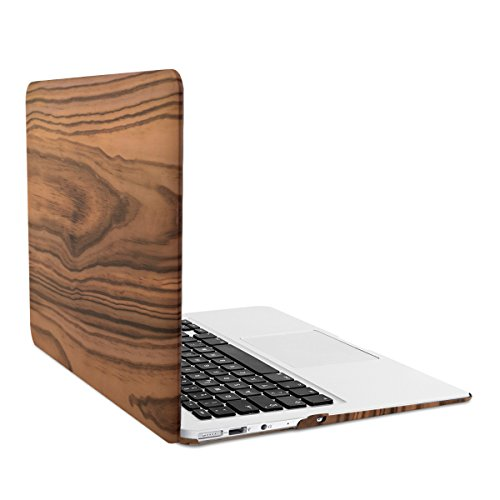 kwmobile-custodia-rigida-per-pc-portatile-per-apple-macbook-air-13-da-meta-2011-con-design-venatura-