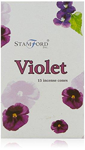 Stamford Cônes d'encens - Violet 37167