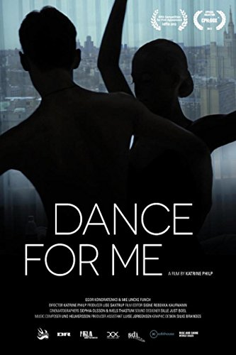 Dance for Me Cover