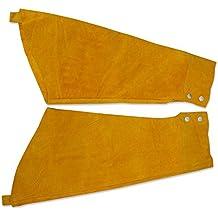 Un par de soldadura de vaca nuzamas mangas 58 cm 22,8 pulgadas resistente al