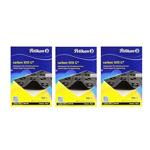 Kohlepapier A4 Pelikan 100 Blatt (3er Pack)