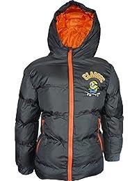 7c830a5bf Amazon.co.uk  MINIONS - Coats   Jackets   Boys  Clothing