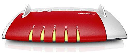 AVM AVM FRITZ!Box 3490 (VDSL-/ADSL2+, Dual-WLAN AC + N mit 1.300 MBit/s (5 GHz) + 450 MBit/s (2,4 GHz),